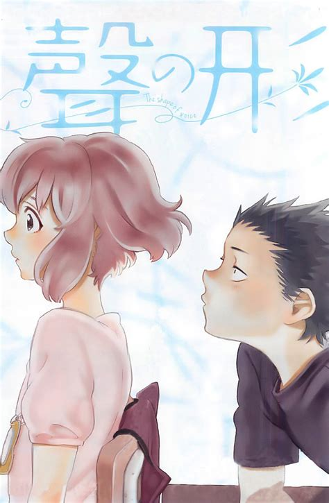 Koe No Katachi Anime Slated For Fall 2016 Haruhichan