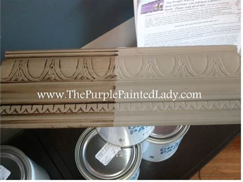 chalk paint coco brown with chalk paint 174 the purple painted