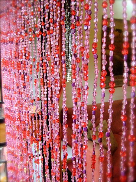 where can i buy beaded curtains pomegranate purple gold bead curtain memories of a