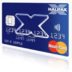 make payment to halifax credit card halifax credit cards comparison