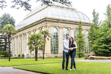 botanic gardens edinburgh royal botanic gardens edinburgh engagement pre shoot