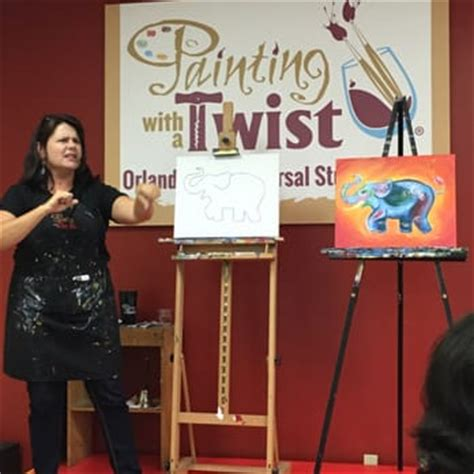 paint with a twist elephant painting with a twist 65 photos 30 reviews