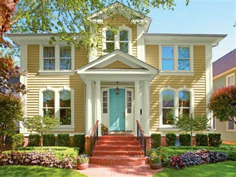 bright paint colors for exterior house bright and cheery paint color ideas for ornate