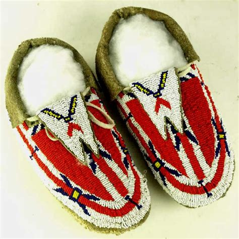 mens beaded moccasins fully beaded pair of mens moccasins