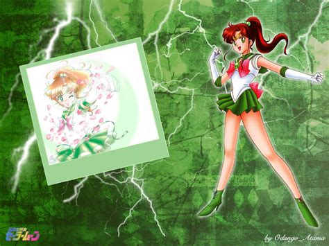 sailor jupiter sailor jupiter sailor moon wallpaper 23588297 fanpop