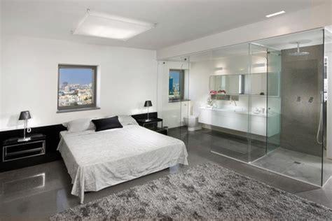 bathroom in bedroom ideas open bathroom concept for master bedrooms