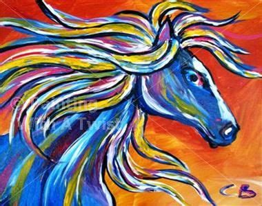 paint with a twist evansville indiana pwat blue to paint kid horses and