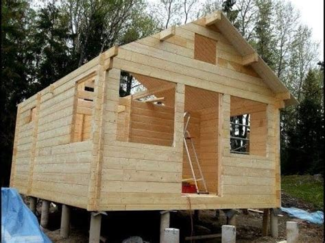 how to make a small house building a small tiny wooden house pictures