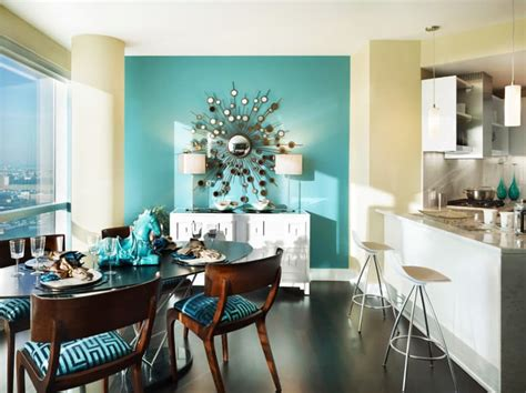 turquoise kitchen decor ideas ideas of how to use turquoise in a kitchen