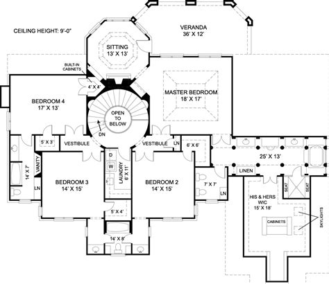 luxury house floor plans chiswick house 7939 4 bedrooms and 3 baths the house