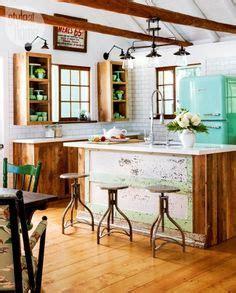 bright kitchen interior feat antique 1000 images about the retro fridge on vintage
