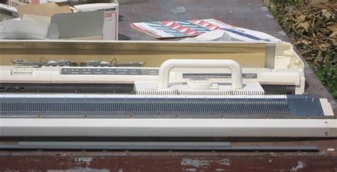 empisal knitting machine patterns empisal knitmaster sk 580 design master electronic