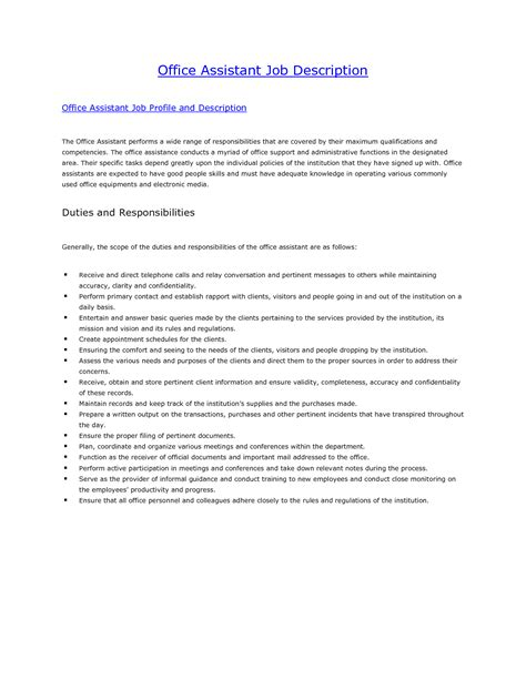 duties of front desk officer office front desk manager description hostgarcia
