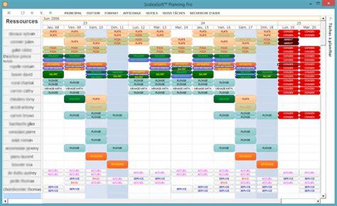 logiciel de planning de restaurant et hotellerie