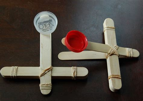 science craft for catapult for science crafts
