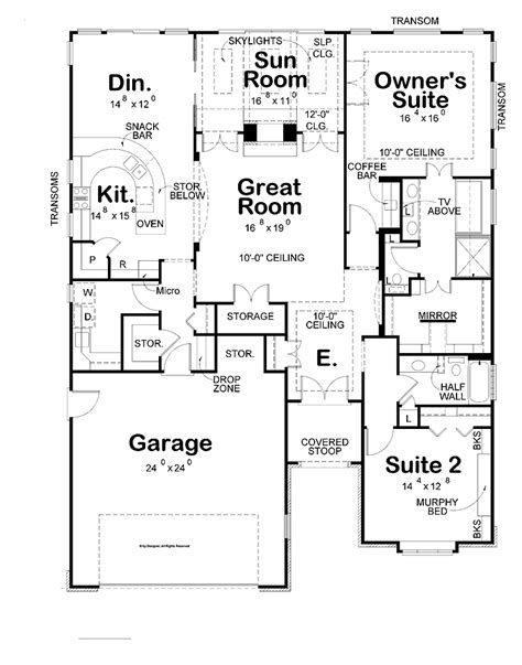house plans with big kitchens small house plans big kitchens cottage house plans