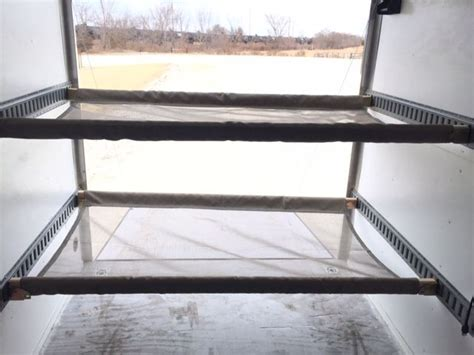 enclosed bed frame 25 best ideas about enclosed trailers on