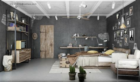 industrial bedroom design ideas industrial bedrooms interior design interior decorating