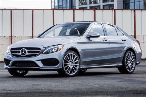 Mercedes 2015 C Class by Used 2015 Mercedes C Class Sedan Pricing For Sale