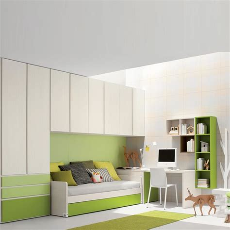 space saving childrens bedroom furniture kid s room space saving furniture sets quot green quot by clever