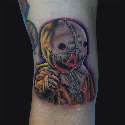 md tattoo studio sam from trick r treat tattoo