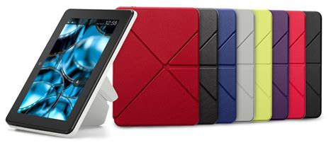 hdx standing polyurethane origami kindle cover colors