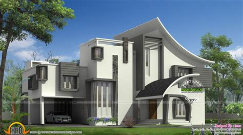 modern home designs plans ultra modern luxury home in kerala kerala home design and floor plans