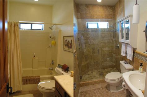 Small Bathrooms Makeover by Small Bathroom Makeovers Talentneeds