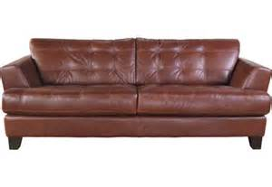 100 leather sofa avenue 100 genuine leather sofa brown for the home