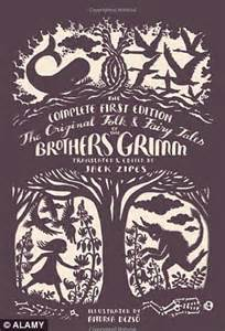 original book with pictures translation of the brothers grimm s earliest editions