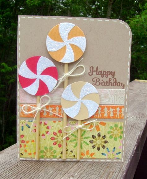 scrapbooking and card happy birthday scrapbook cardmaking and tag ideas