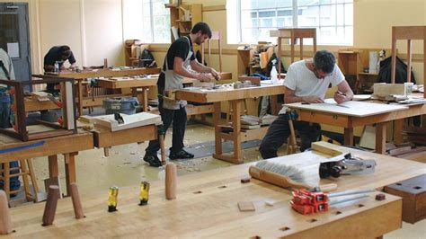 college woodworking wood carving institute image mag