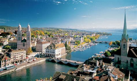 zã rich zurich has been voted the best city in the world to live