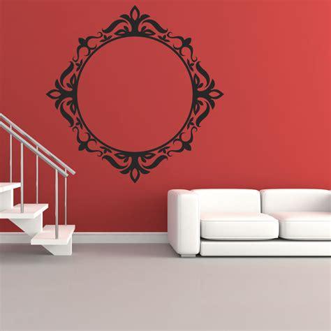 wall sticker frames wallstickers folies frame wall stickers
