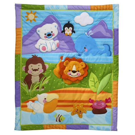 fisher price bedding set object moved