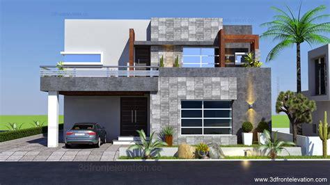 front elevation 3d front elevation portfolio