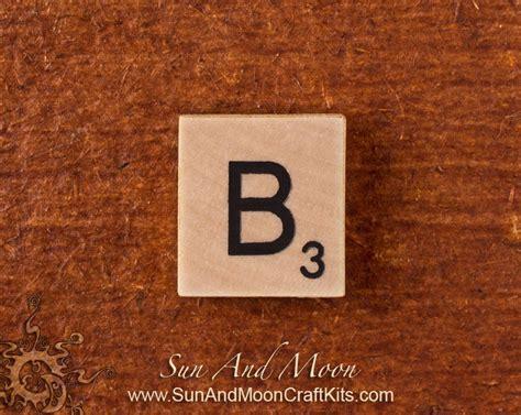 scrabble b wood scrabble tile wooden tiles letter b