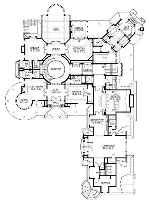 floor plans of homes luxury mansion home floor plans mansions luxury homes