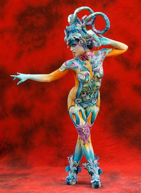 world painting festival austria 2016 photos world bodypainting festival stunning photos of