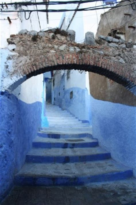 blue city morocco chair chefchaouen really is a blue city in morocco