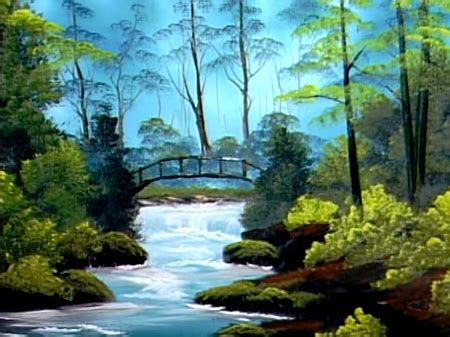 bob ross guest painter season 10 of the of painting with bob ross