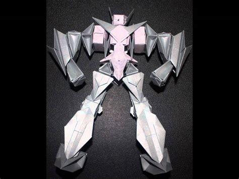 origami robots origami robot 6