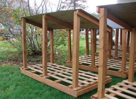 woodworking sheds 10 wood shed plans to keep firewood the self