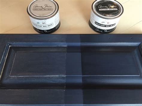 chalk paint white wax sloan launches new black white wax ecochic