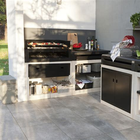 cuisine barbecue 20 cuisines d ext 233 rieur pour se mettre aux fourneaux barbecue en b 233 ton