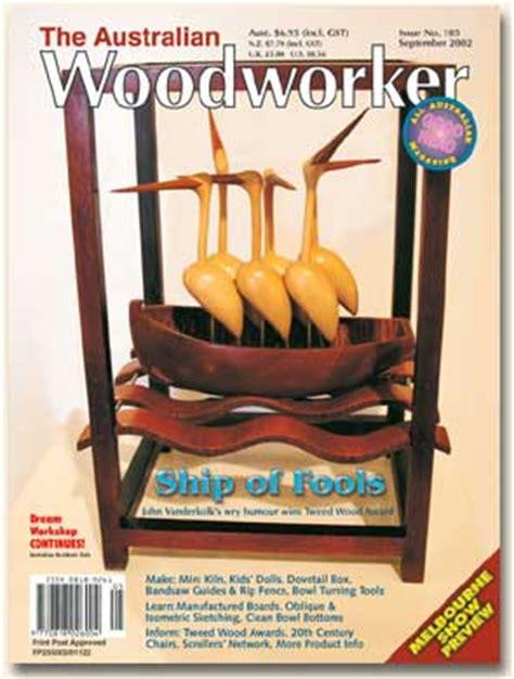 australian woodworker magazine how to build a shed door