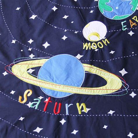 solar system bedding set solar system bedding
