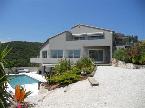 maison 224 vendre en languedoc roussillon pyrenees orientales ceret maison d architecte r 233 cente