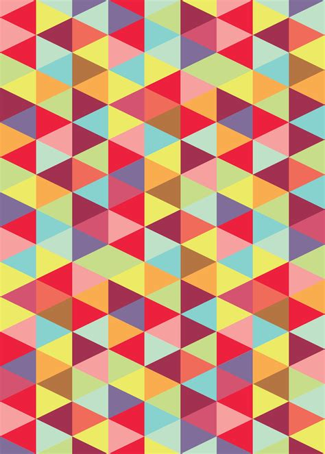 patterns uk colorful triangle pattern patterned