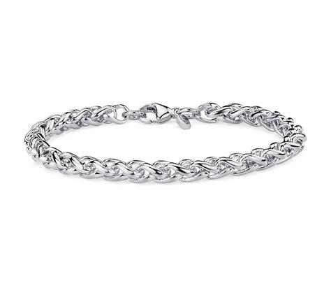 silver bracelet sterling silver bracelets images